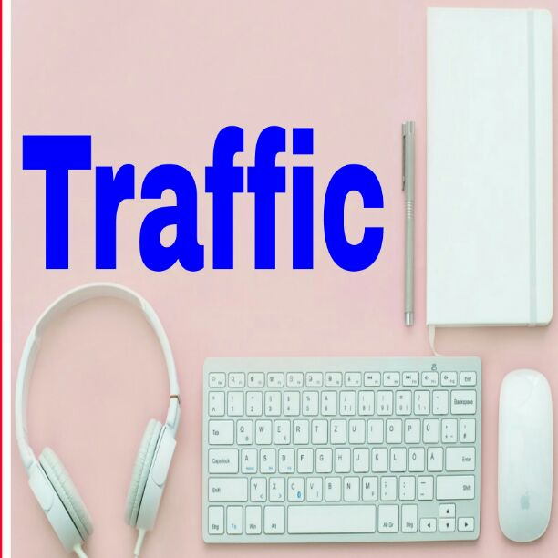 Website par traffic badhaye