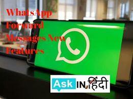 whatsapp ka new features