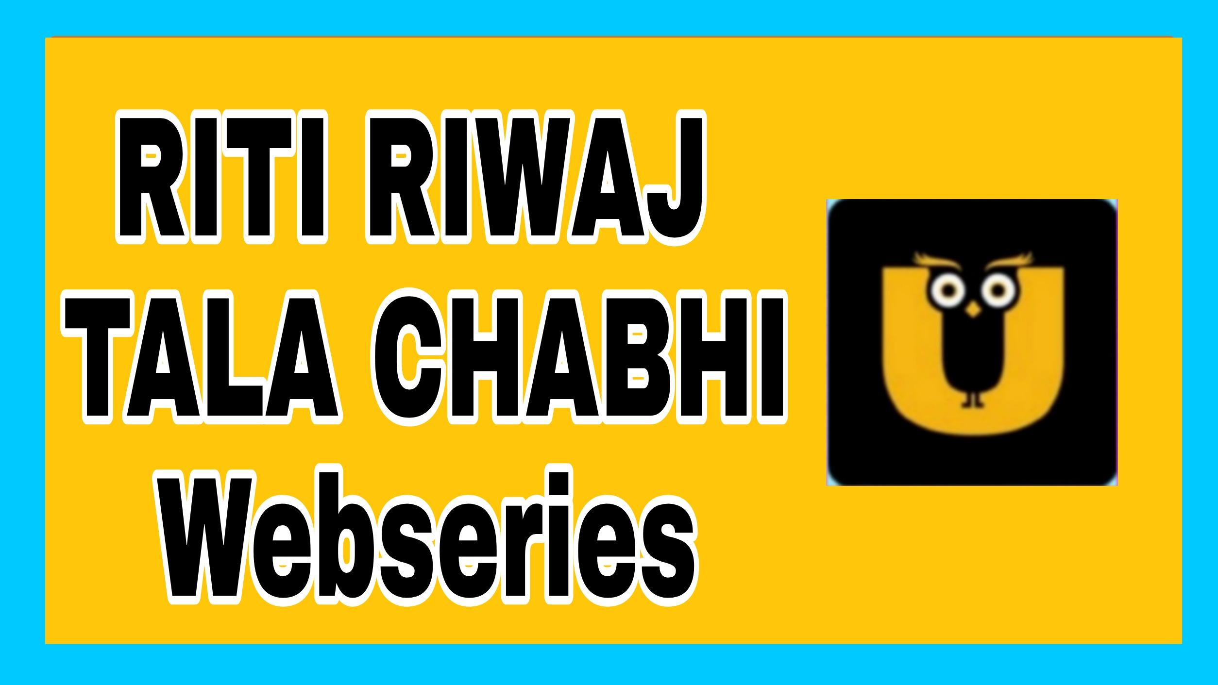 RITI RIWAJ TALA CHABHI Webseries Ullu