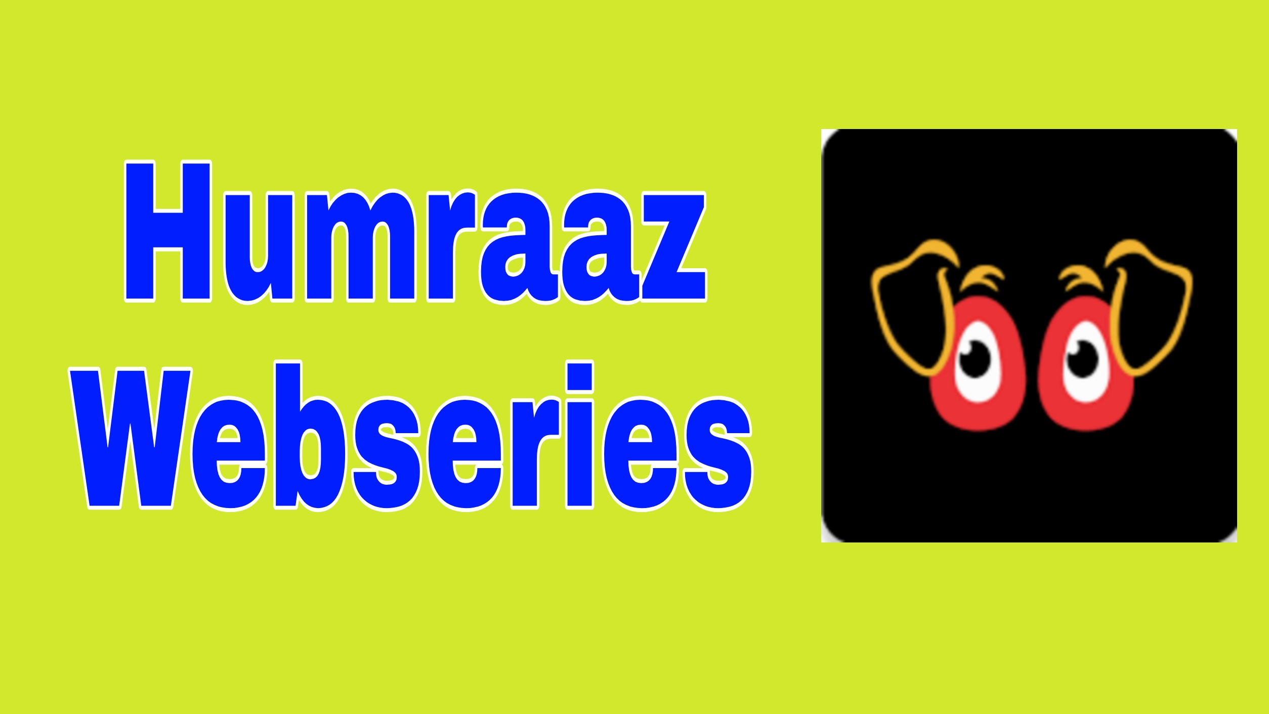 Humraaz Webseries