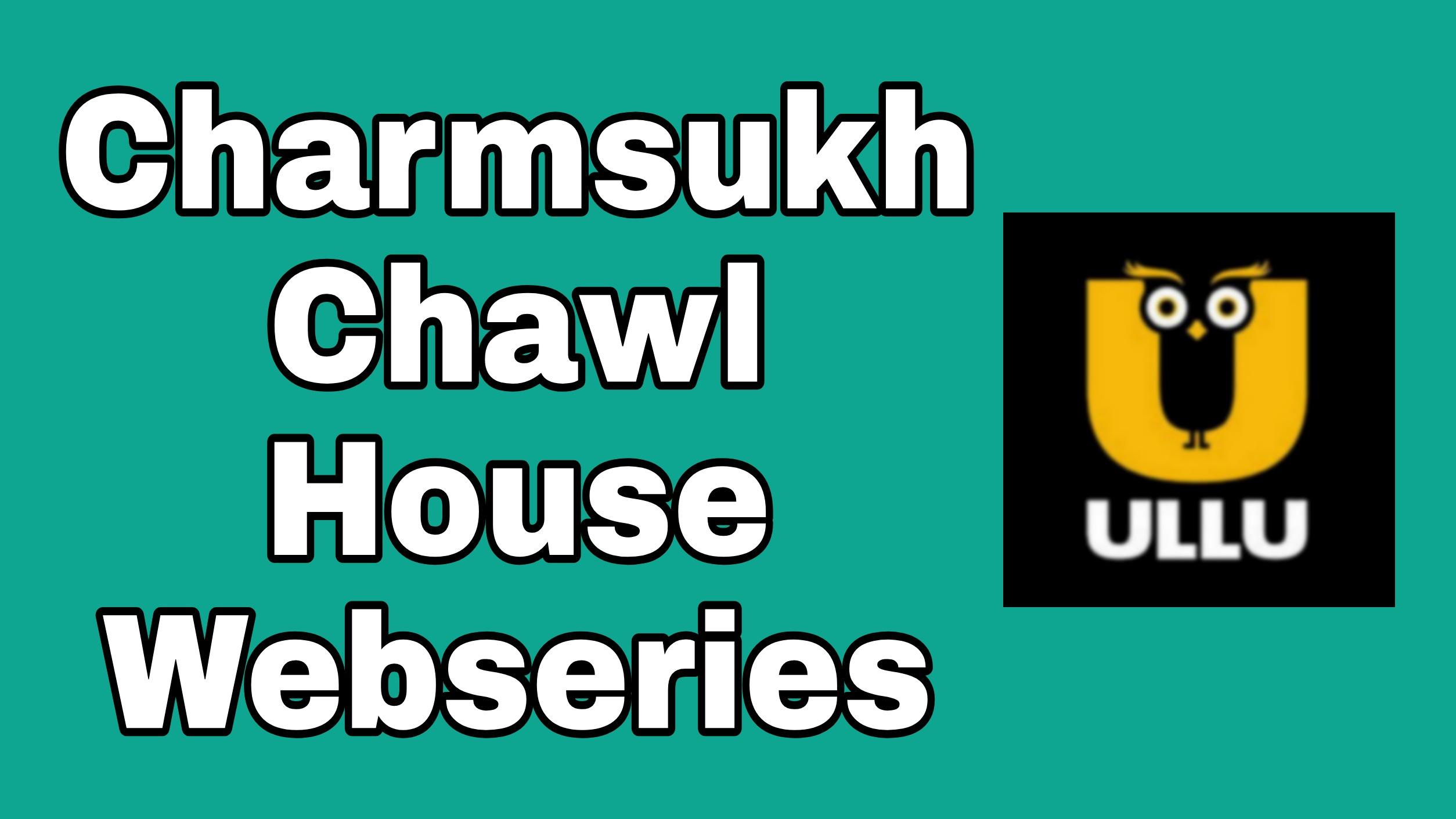 Charmsukh